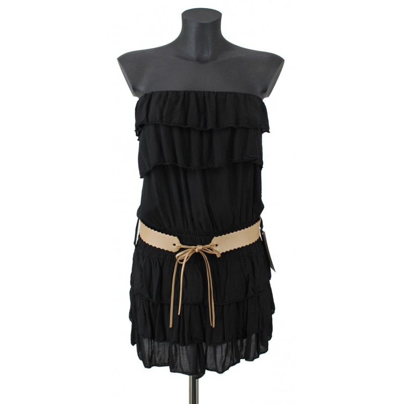 Robe froufrous f2996 grossiste robe et grossiste en ligne for Cos pret a porter en ligne