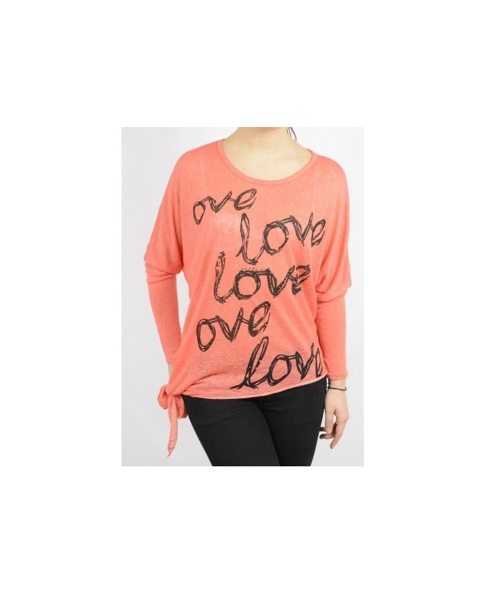 T shirt imprime strass a8228 grossiste pret a porter for Cos pret a porter en ligne