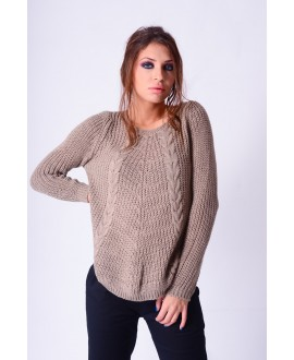 PULL MAILLE TORSADE 5280