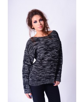 PULL MAILLE ZIP COUDIERE 5268