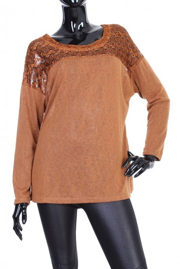 PULL LACE CAMEL S06 x 2