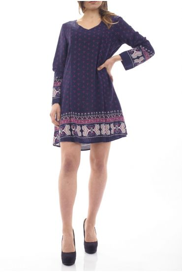 PRINTED DRESS / TUNIC 1090I5