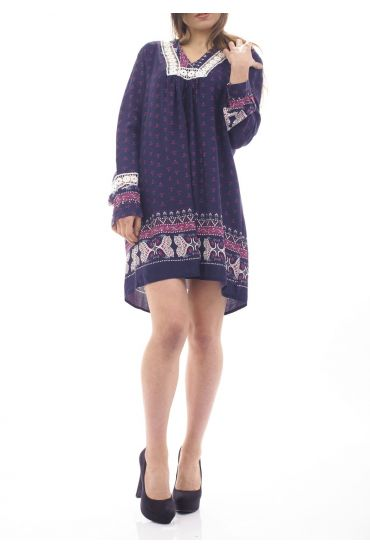 PRINTED DRESS / TUNIC 1089I5NO