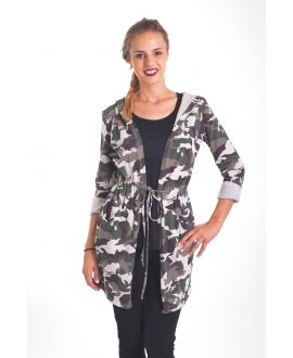 JACKET/VEST MILITARY 4014 CLEAR