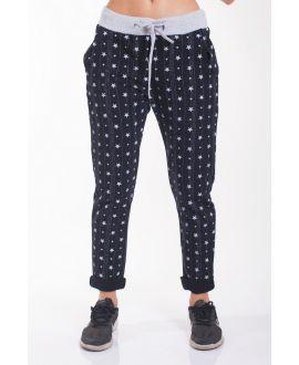 PANTS STARS 4024 BLACK