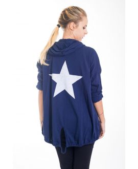 BACK VEST STAR 4421 MARINE