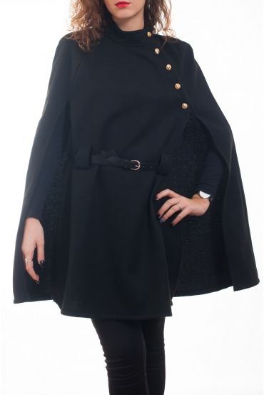 JACKET / CAPE 5035 BLACK