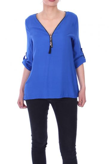 TOP ZIP 1080 BLUE