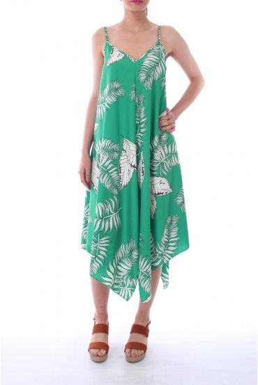 DRESS PRINTS FOR TROPICAL 0119 GREEN