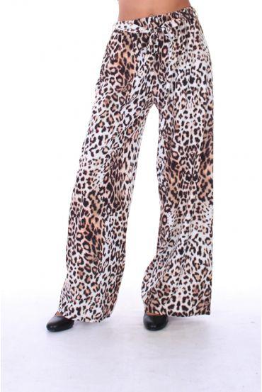PANTS PRINTS 0181 LEOPARD