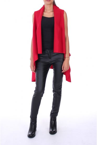 JACKET 0186 RED