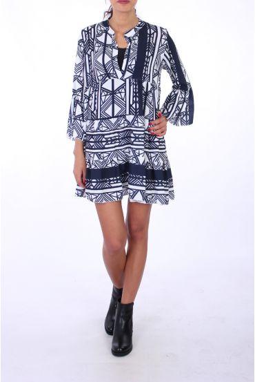 DRESS 0205 NAVY