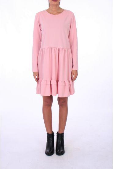 DRESS 0210 PINK