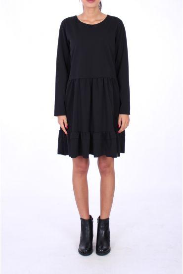 DRESS 0210 BLACK