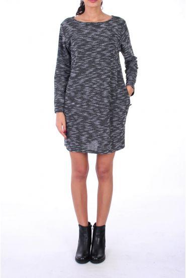 DRESS FABRIC CHINA 0219 BLACK