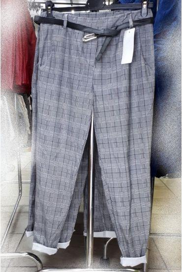 PANTS PLAID X 5 S-M-L-XL-XXL 0343