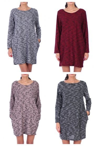 PACK 4 DRESSES 0219