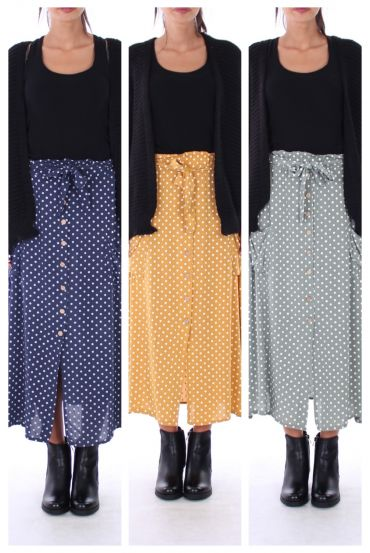 PACK 3 SKIRTS A PEA-0130