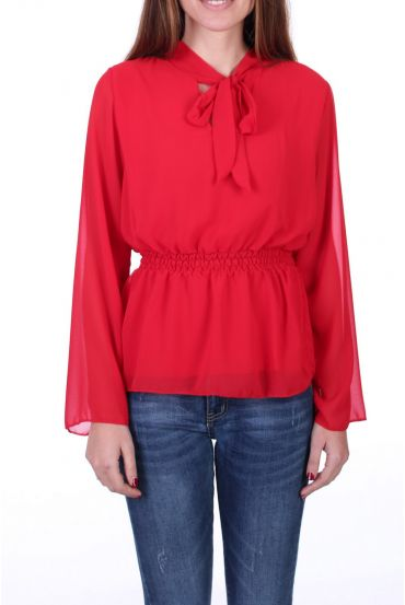 BLOUSE 0522 RED