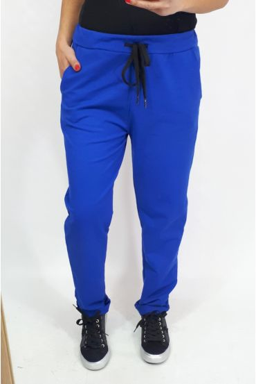 PANTS JOGG 0538 ROYAL BLUE