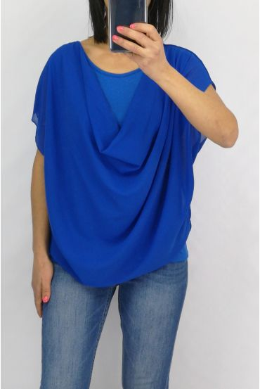 TOP SAIL 2-IN-1 0655 ROYAL BLUE