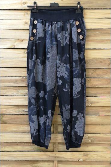 PANTS PRINTS 0693 BLACK