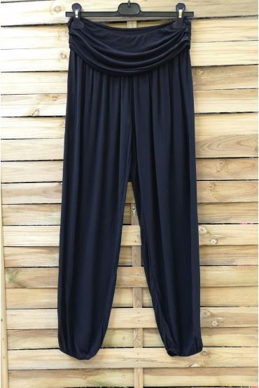 LOT 2 X PANTS WIDE 0692 BLACK
