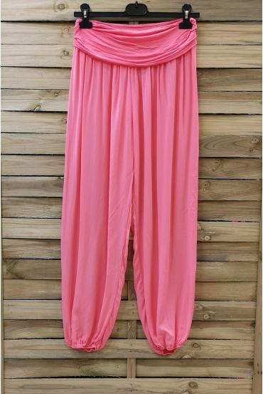 LOT 2 X PANTS WIDE 0692 CORAL
