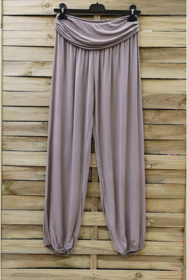 LOT 2 X PANTS WIDE 0692 TAUPE