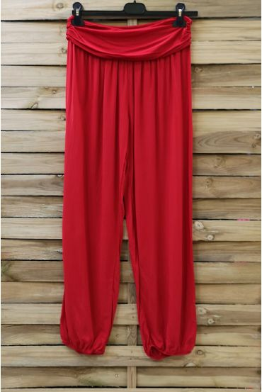 LOT 2 X PANTS WIDE 0692 RED