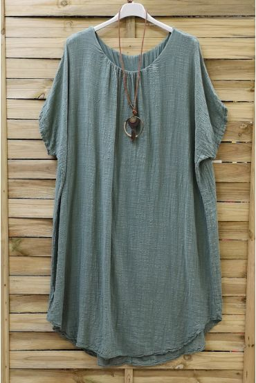 WIDE ROBE 0678 GREEN
