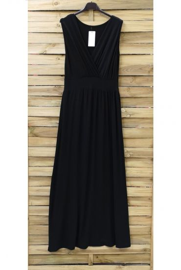 LONG DRESS 0807 BLACK