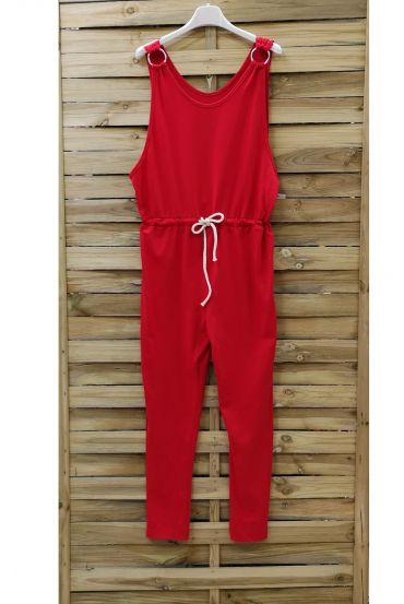 COMBINATION PANTS 0816 RED