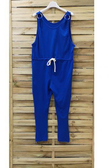 COMBINATION PANTS 0816 ROYAL BLUE