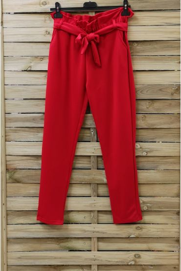 PANTS 0817 RED