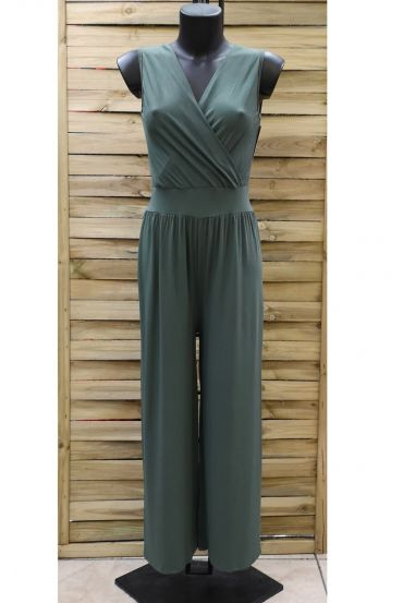 COMBINATION PANTS 0855 MILITARY GREEN