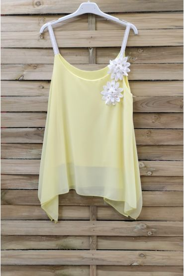 TOP FLOWER FANTASY 0862 YELLOW