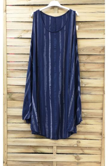 DRESS STRIPES 0869 NAVY BLUE