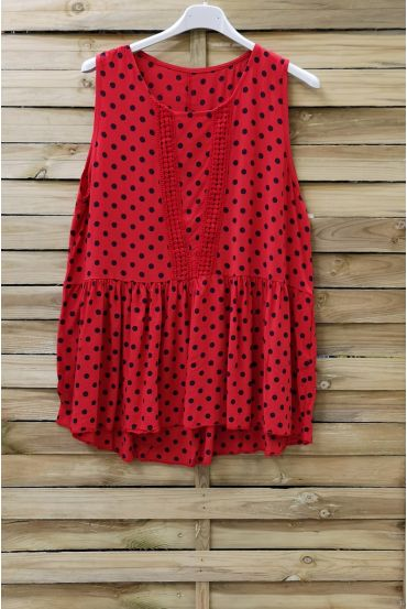 TOP A PEA-0908 RED
