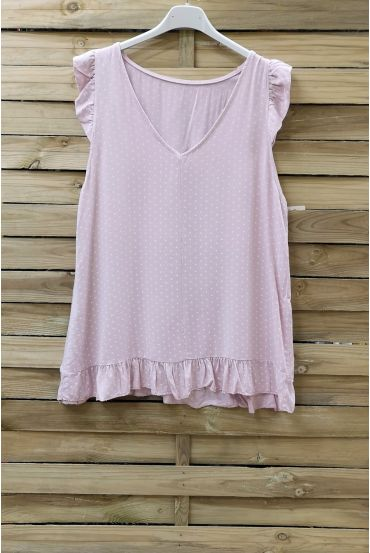 TOP A PEA-0953 PINK