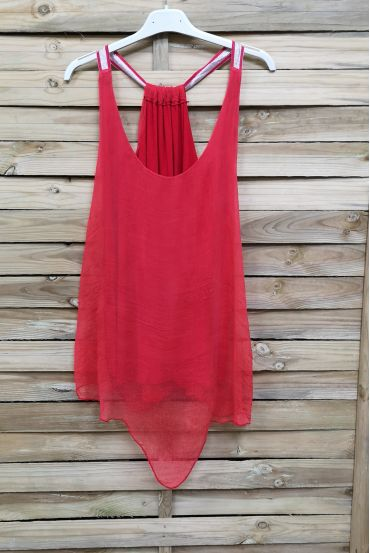 TOP SILK 1024 RED