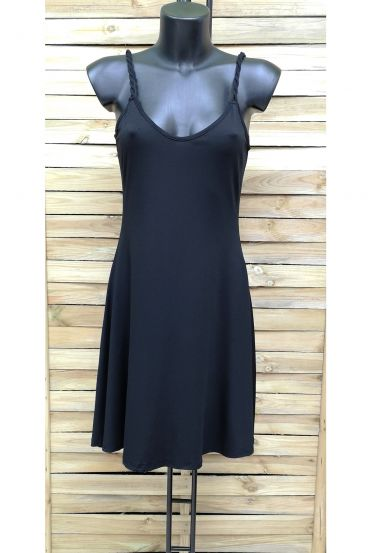 DRESS 1028 IN BLACK