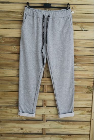 PANTS JOGG 3034 LIGHT GREY