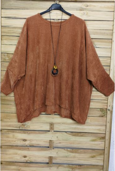 LARGE EFFECT SIZE VELOUR + PADDED OFFERED 4019 CAMEL