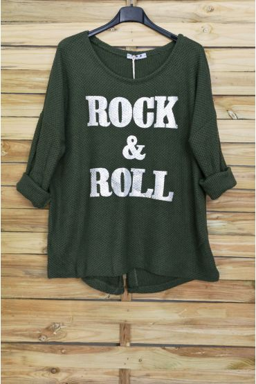 PULL ROCK AND ROLL 4051 MILITARY GREEN