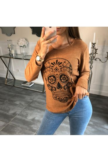 PULL THE END OF SKULL 4079 CAMEL