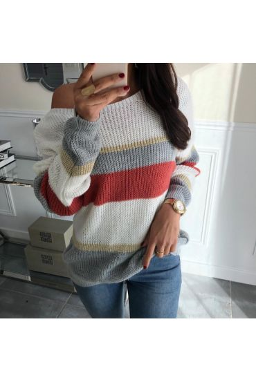 PULLOVER COLORS 5032 GREY BRICK