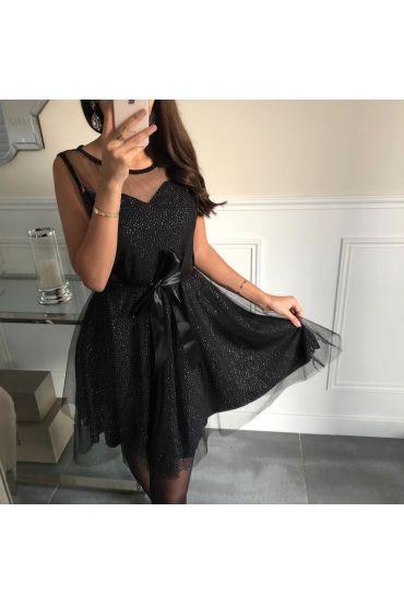 EVENING DRESS 5104 BLACK