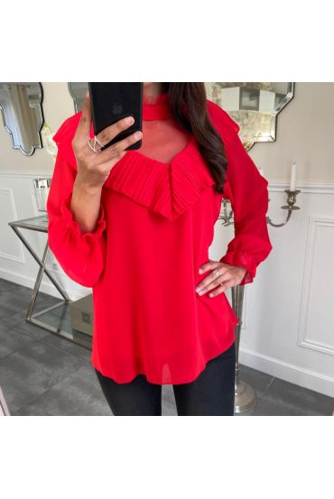 BLOUSE 5131 RED