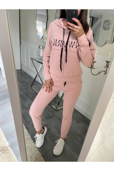 ALLE SWEET + JOGGING NY 5174 ROSA
